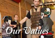 knight-camp-our-values