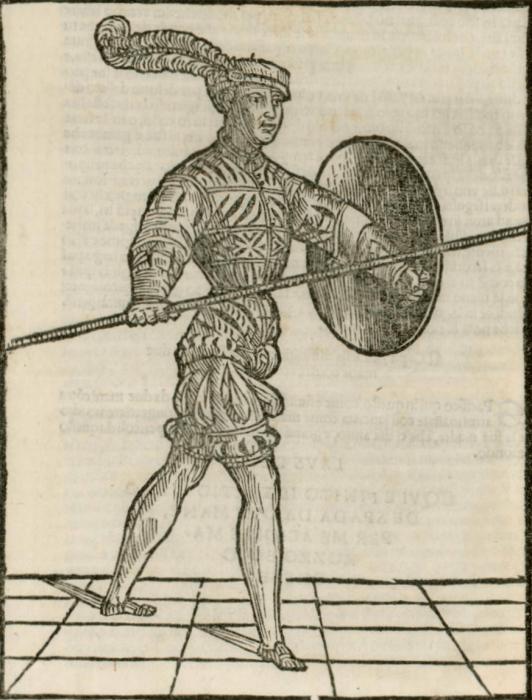 spear shield rotella