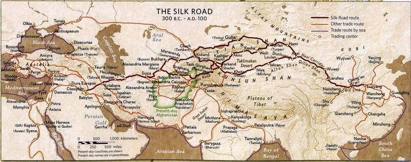 Silk-Road-Map1