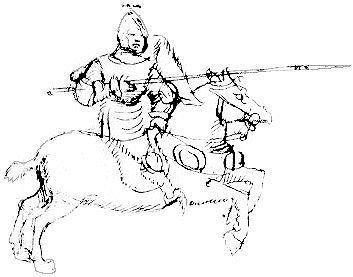 bicornu w spear