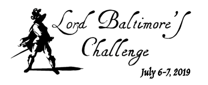 Lord Baltimore's Challenge Logo